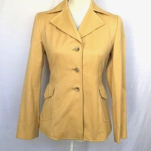 Banana Republic Classic Blazer Made in Italy